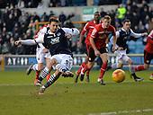 Millwall v Crewe Alexandra