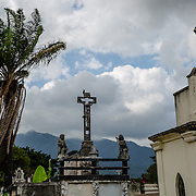 The Central Cemetery of San Pedro Sula is located in the heart of San Pedro Sula. February 10, 2017
