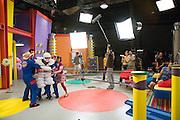 "Disney's ""Imagination Movers"" recorded at NIMS studio, New Orleans, Harahan, Louisiana"
