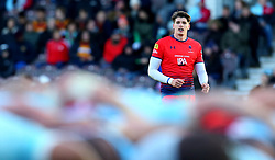 Ben Howard of Worcester Warriors - Mandatory by-line: Robbie Stephenson/JMP - 12/11/2017 - RUGBY - Twickenham Stoop - London, England - Harlequins v Worcester Warriors - Anglo-Welsh Cup