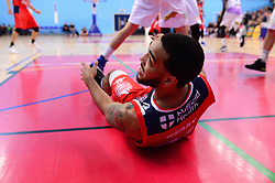 Adam Weary of Bristol Flyers - Photo mandatory by-line: Dougie Allward/JMP - 17/11/2017 - BASKETBALL - SGS Wise Arena - Bristol, England - Bristol Flyers v London Lions - BBL Championship