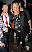 03.AUGUST.2009 - LONDON<br /> <br /> LOOSE WOMEN PRESENTERS CAROL MCGRIFFIN ATTEND A LEAVING DO FOR CO-PRESENETER JACKIE BRAMBLES WHO IS LEAVING THE SHOW WHICH WAS HELD AT ZEBRANO BAR, SOHO.<br /> <br /> BYLINE: EDBIMAGEARCHIVE.COM<br /> <br /> *THIS IMAGE IS STRICTLY FOR UK NEWSPAPERS &amp; MAGAZINES ONLY*<br /> *FOR WORLDWIDE SALES &amp; WEB USE PLEASE CONTACT EDBIMAGEARCHIVE - 0208 954 5968*