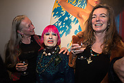 Them, Redfern Gallery PV. Cork St. London. 22 January 2020