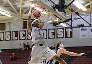 OC Men's Basketball vs St. Edward's University - 1/6/2018