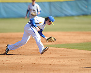 Oxford High's Michael Bianco (1) vs. Horn Lake in Oxford, Miss. on Wednesday, March 13, 2013.