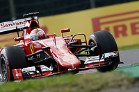 VETTEL Sebastian (ger) ferrari sf15t action during the 2015 Formula One World Championship, Japan Grand Prix from October 25rd to 27th 2015 in Suzuka. Photo Francois Flamand / DPPI