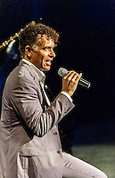 Brian Stokes Mitchell during his performance at the SOPAC 2015 Gala.