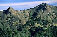 Pritchett Peaks, above Lake Sonoma, Sonoma County, California