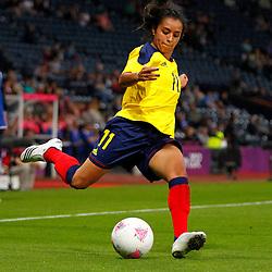 Colombia v Korea DPR | London Olympics | 25 July 2012