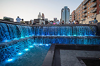 Smale Park Waterfall