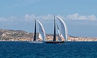 RYOKAN 2, LYRA, Rolex Maxi Cup 2017, Costa Smeralda, Porto Cervo Yacht Club Costa Smeralda (YCCS).