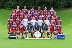 20140809 DUI: Teampresentatie 2014-2015 FC Bayern Munchen, München