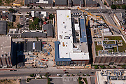 Baltimore aerial photo of the MD Proton Treatment Center by Jeffrey Sauers of Commercial Photographics