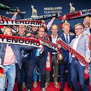 NLD/Utrecht/20170921 - Premiere Kuyt, Dirk Kuyt en fans