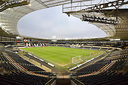 Hull City KC Stadium before the The FA Cup fifth round match between Hull City and Arsenal at the KC Stadium, Kingston upon Hull, England on 8 March 2016. Photo by Ian Lyall.