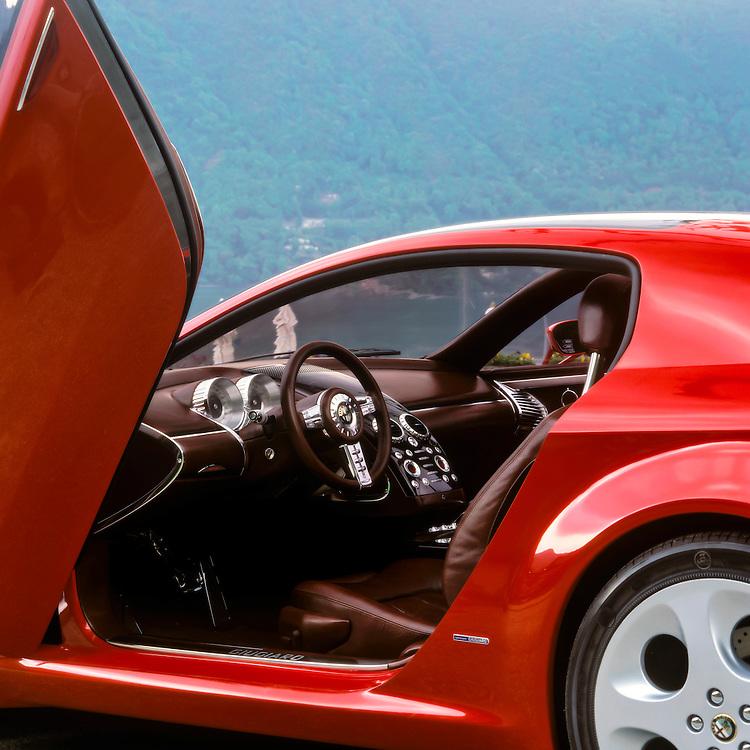 Alfa Romeo Brera Concept by Giugiaro/Italdesign