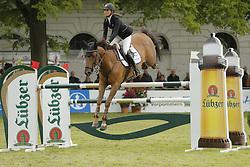 Hellström, Wilma, Bill Breaker<br /> Redefin - Pferdefestival 2014<br /> Lübzer Preis<br /> © www.sportfotos-lafrentz.de/ Stefan Lafrentz