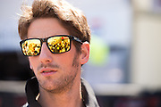 May 20-24, 2015: Monaco - Romain Grosjean (FRA), Lotus