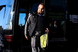 Dan Bentley of Bristol City arrives at Cardiff City - Mandatory by-line: Robbie Stephenson/JMP - 10/11/2019 -  FOOTBALL - Cardiff City Stadium - Cardiff, Wales -  Cardiff City v Bristol City - Sky Bet Championship