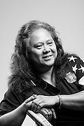 Diana Wong<br /> Air Force<br /> E-5<br /> Law Enforcement, Security Forces<br /> Jan. 1982 - Sept. 1990<br /> Grenada, Desert Storm<br /> <br /> Veterans Portrait Project<br /> St. Louis, MO