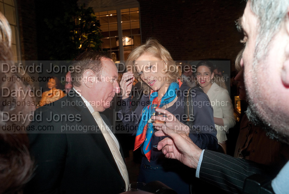 ANDREW NEIL; AMANDA STAVELEY, Spectator Life - launch party, Asprey London, 167 New Bond Street, London. 28 March 2012