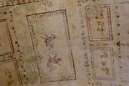 Roma 1 Aprile 2015<br /> Presentato il progetto per il risanamento della Domus Aurea, realizzato dalla Soprintendenza speciale per i beni archeologici di Roma, che consiste nella sistemazione del  giardino pensile,una parcella di 800 mq ,realizzato con tecnologie sostenibili che far&agrave; da &laquo;scudo&raquo; alla  Domus Aurea impedendo le infiltrazioni d'acqua. L'interno della Domus Aurea. Il Grande Criptoportico. Affresco dipinto su una volta<br /> Rome, April 1, 2015<br /> Presented the project for the rehabilitation of the Domus Aurea, fulfilled  by the Superintendence for Cultural Heritage of Rome, which is the arrangement of the roof garden, a plot of 800 square meters, made with sustainable technologies that will be the &quot;shield&quot; at the Domus Aurea for  preventing water infiltration. The interior of the Domus Aurea. The Great cryptoporticus. Fresco Painting on a vault