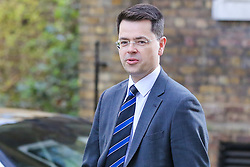 March 26, 2019 - London, UK, United Kingdom - James Brokenshire - Secretary of State for Housing Communities and Local Government  seen arriving at the Downing Street to attend the weekly Cabinet Meeting. (Credit Image: © Dinendra Haria/SOPA Images via ZUMA Wire)