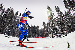 March 8, 2019 - –Stersund, Sweden - 190308 Lisa Vittozzi of Italy competes in the Women's 7.5 KM sprint during the IBU World Championships Biathlon on March 8, 2019 in Östersund..Photo: Petter Arvidson / BILDBYRÃ…N / kod PA / 92247 (Credit Image: © Petter Arvidson/Bildbyran via ZUMA Press)