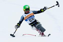 SUZUKI Takeshi, JPN, Super Combined, 2013 IPC Alpine Skiing World Championships, La Molina, Spain