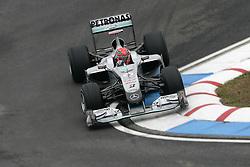 Motorsports / Formula 1: World Championship 2010, GP of Germany, 03 Michael Schumacher (GER, Mercedes GP Petronas),