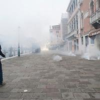 on December 14, 2013 in Venice, Italy.