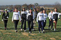 2010 Women's Cross Country Race