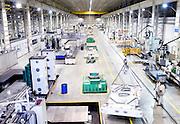 Contagem_MG, Brasil...Fabrica de autopecas em Contagem, Minas Gerais...The auto parts factory in Contagem, Minas Gerais...Foto: BRUNO MAGALHAES / NITRO