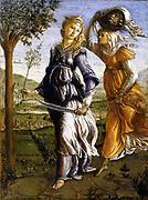 Sandro Botticelli, 1445 – 1510), Florentine, Italian painter.  Il ritorno di Giuditta a Betulia (The Return of Judith to Betulia), 1470