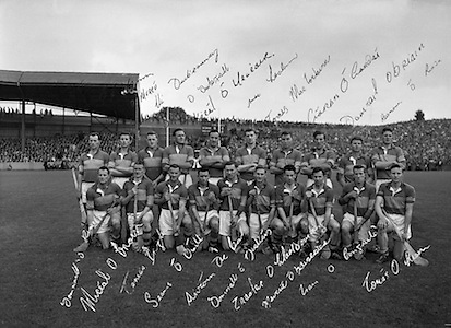 All Ireland Senior Hurling Championship Final,.04.09.1960, 09.04.1960, 4th September 1960,..Senior Wexford v Tipperary, Wexford 2-15 Tipperary 0-11,.Tipperary. 04091960AISHCF,