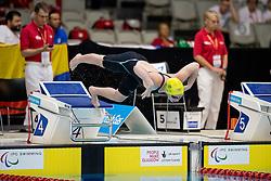 ELLIOT Maddison AUS at 2015 IPC Swimming World Championships -  Women's 100m Freestyle S8
