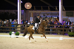 Van Der Meer Patrick, (NED), President's Chagall D&R<br /> Int I Freestyle Test<br /> CDI 4* Azelhof Lier 2015<br /> © Hippo Foto - Leanjo de Koster