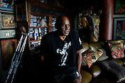 Monday, July 8, 2013 REGGIE WILLIAMS : Former Cincinnati Bengals player and Cincinnati City Councilman Reggie Williams at his home in Orlando. The Enquirer/Jeff Swinger