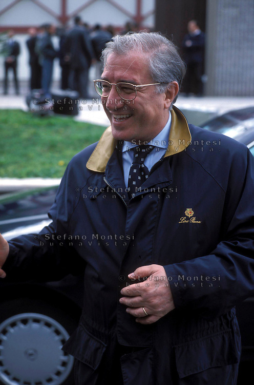 Roma 2001.Marcello Dell'Utri, Forza Italia