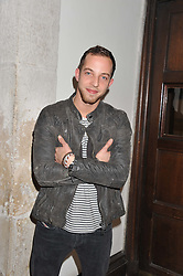 JAMES MORRISON at the Fayre of St. James Christmas Carol Service organised by the Quintessentially Foundation in aid of War Child held St.James's Piccadilly, London on 29th November 2012.