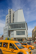 Whitney Museum of American Art, Designed by Renzo Piano, Meatpacking District, Lower Manhattan,  New York CIty, NY