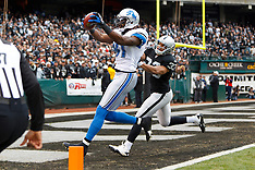 20111218 - Detroit Lions at Oakland Raiders (NFL Football)