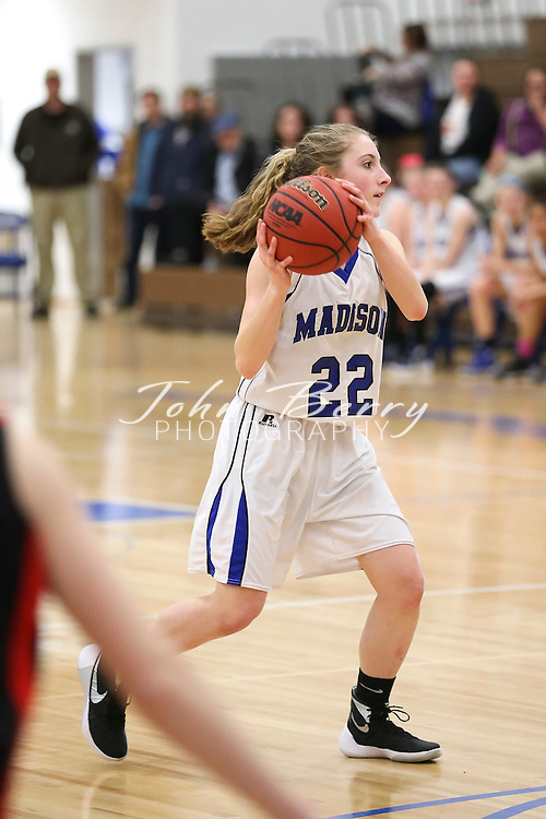 February 09, 2016.  <br /> MCHS Varsity Girls Basketball vs George Mason.
