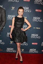 """Izabella Miko, at the """"High Strung"""" Premeire, TCL Chinese 6 Theaters, Hollywood, CA 03-29-16. EXPA Pictures © 2016, PhotoCredit: EXPA/ Photoshot/ Martin Sloan<br /> <br /> *****ATTENTION - for AUT, SLO, CRO, SRB, BIH, MAZ, SUI only*****"""