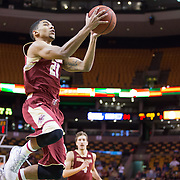 NCAA Men's Basektball: BC Eagles vs. UMass Minutemen as part of Coaches vs. Cancer on November 10, 2013 at the TD Garden.
