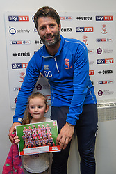 Imps in the Community's Christmas Holiday Club held at Lincoln City Football Club's Sincil Bank Stadium.<br /> <br /> Picture: Chris Vaughan Photography for Imps in the Community<br /> Date: December 21, 2017