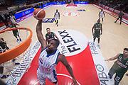 Tony Mitchell<br /> Sidigas Scandone Avellino - Red October Cantu<br /> Legabasket Serie A 2018/2019<br /> Pistoia, 06/10/2018<br /> Foto M.Ceretti / Ciamillo-Castoria