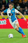 Stewart Downing of Blackburn Rovers during the EFL Sky Bet Championship match between Hull City and Blackburn Rovers at the KCOM Stadium, Kingston upon Hull, England on 20 August 2019.