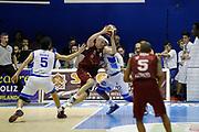 DESCRIZIONE : Capo dOrlando Lega A 2014-15 Orlandina Basket Umana Reyer Venezia<br /> GIOCATORE : HRVOJE PERIC<br /> CATEGORIA : CONTROCAMPO PENETRAZIONE<br /> SQUADRA : Umana Reyer Venezia<br /> EVENTO : Campionato Lega A 2014-2015 <br /> GARA : Orlandina Basket Umana Reyer Venezia<br /> DATA : 11/01/2015<br /> SPORT : Pallacanestro <br /> AUTORE : Agenzia Ciamillo-Castoria/G.Pappalardo<br /> Galleria : Lega Basket A 2014-2015<br /> Fotonotizia : Capo dOrlando Lega A 2014-15 Orlandina Basket Umana Reyer Venezia