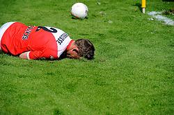16-05-2010 VOETBAL: FC UTRECHT - RODA JC: UTRECHT<br /> FC Utrecht verslaat Roda in de finale van de Play-offs met 4-1 en gaat Europa in / Tim Cornelisse<br /> ©2010-WWW.FOTOHOOGENDOORN.NL